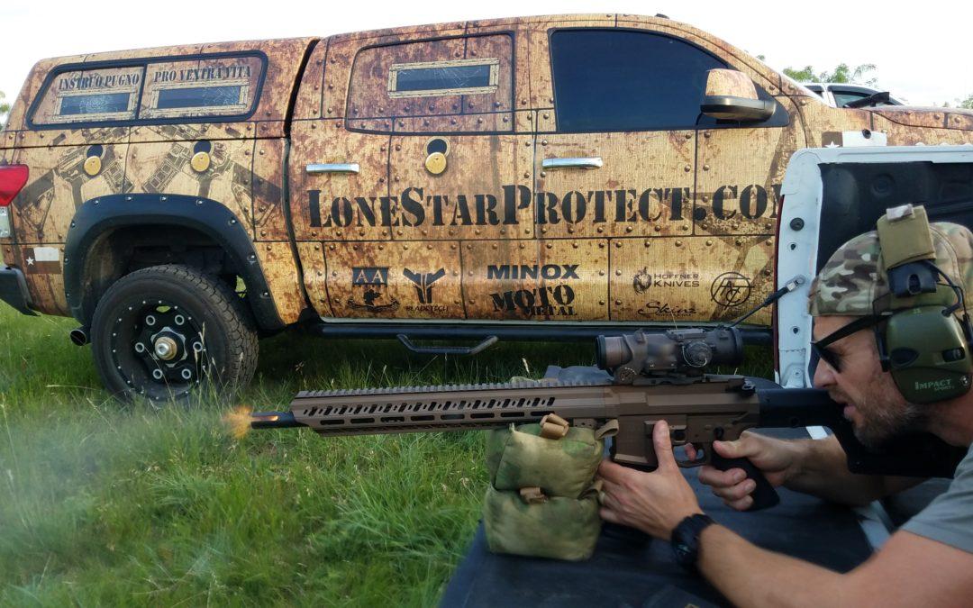 Lonestar Protection Demo